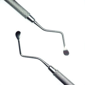 Bone Curettes, Root Tip Instruments